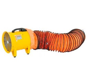 extractor aire alquiler
