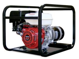generador 4k motor honda